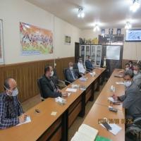 برگزاری جلسه کمیته نامگذاری معابر